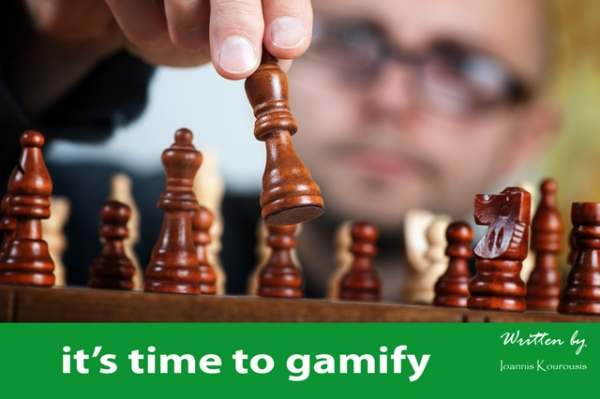 It's time to gamify your classroom